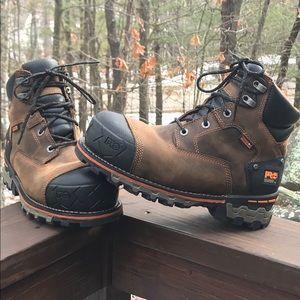 "Timberland Pro Boondocks 6""Comp Toe Work boots"